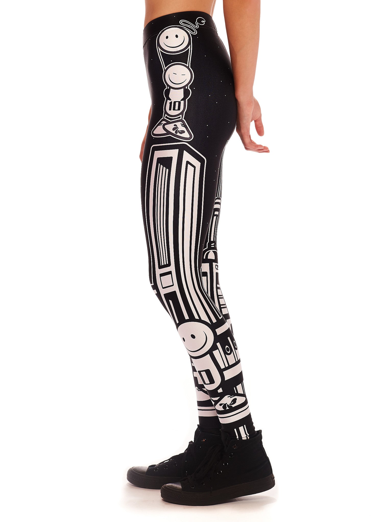 Walk This Way Queen West Leggings