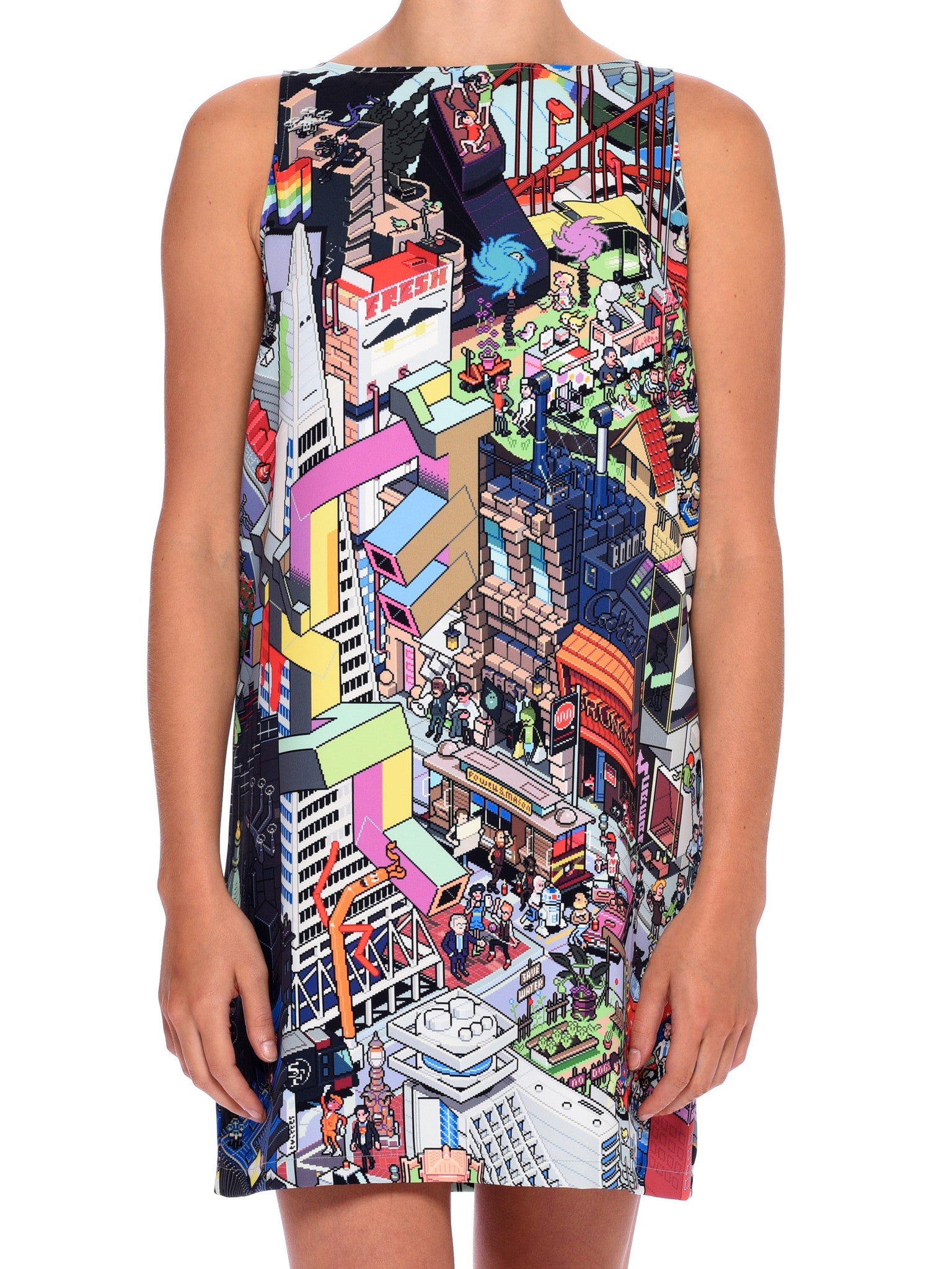 San Francisco Shift Dress