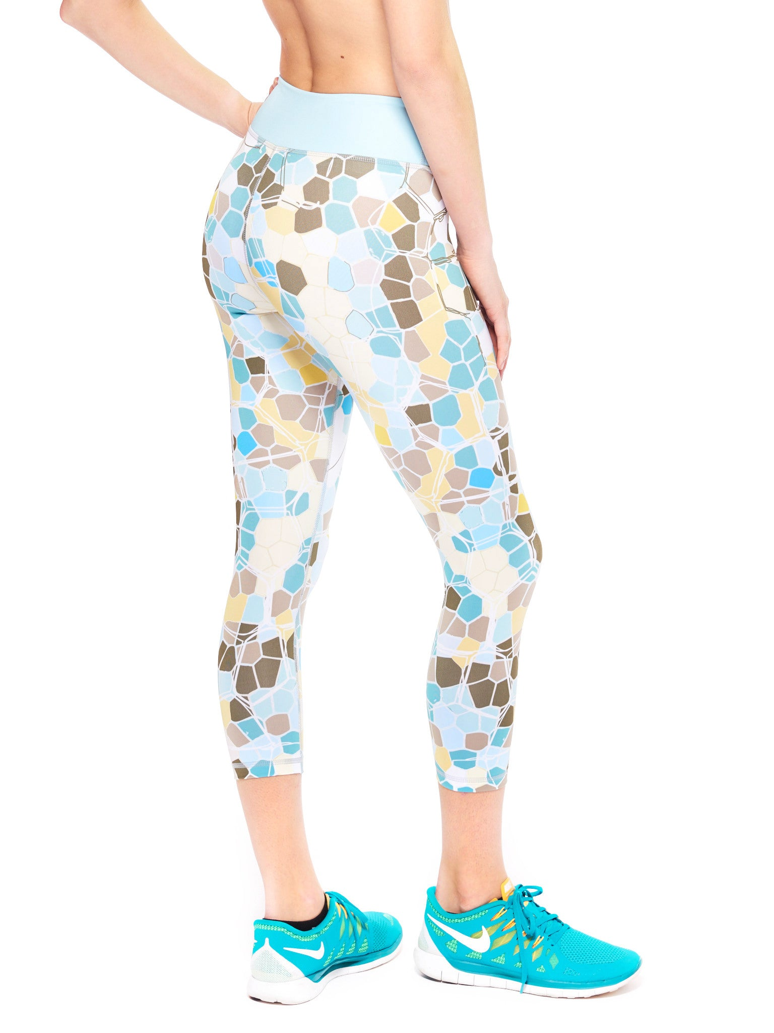 Only In Dreams Crop Leggings