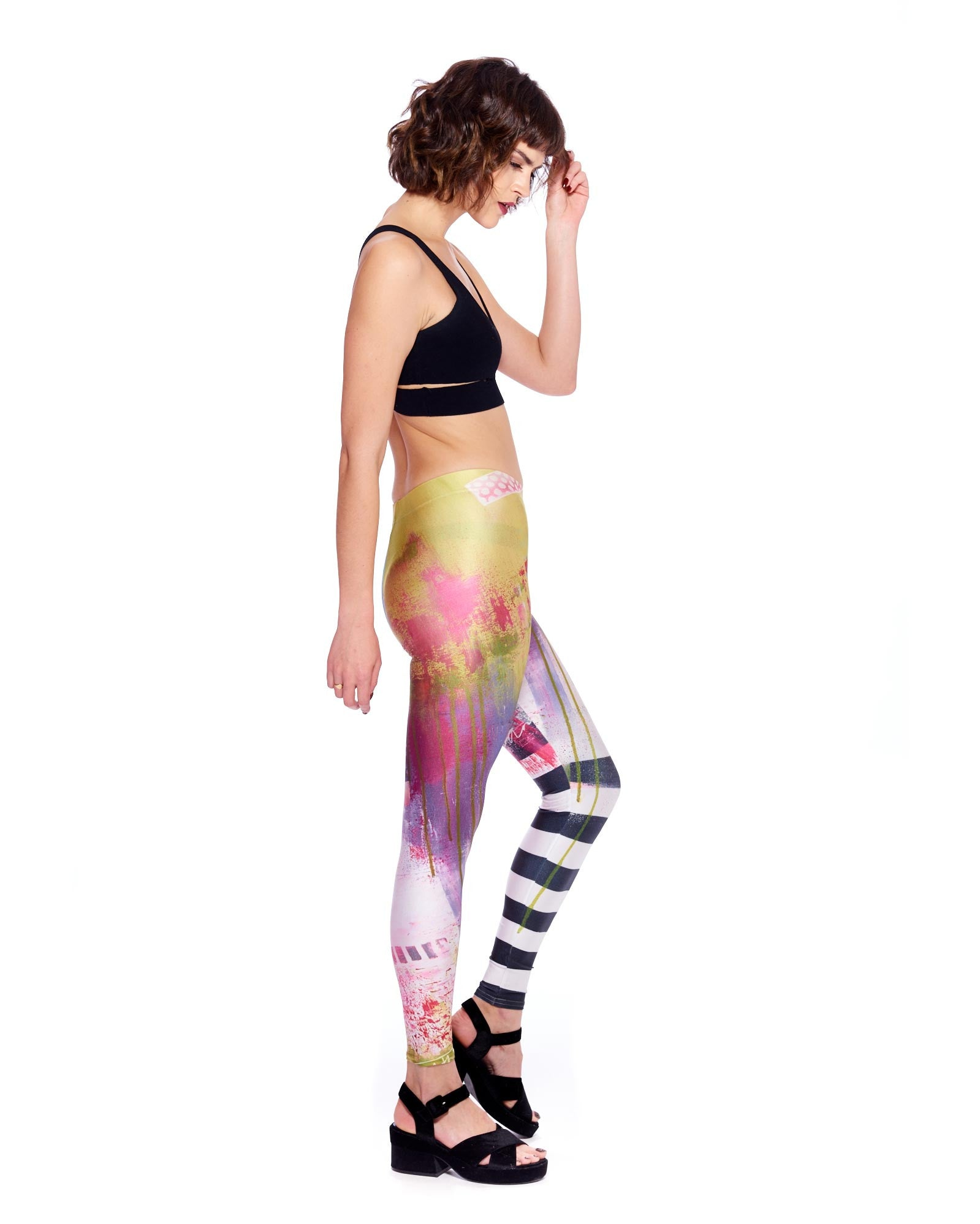 Life is Here Leggings