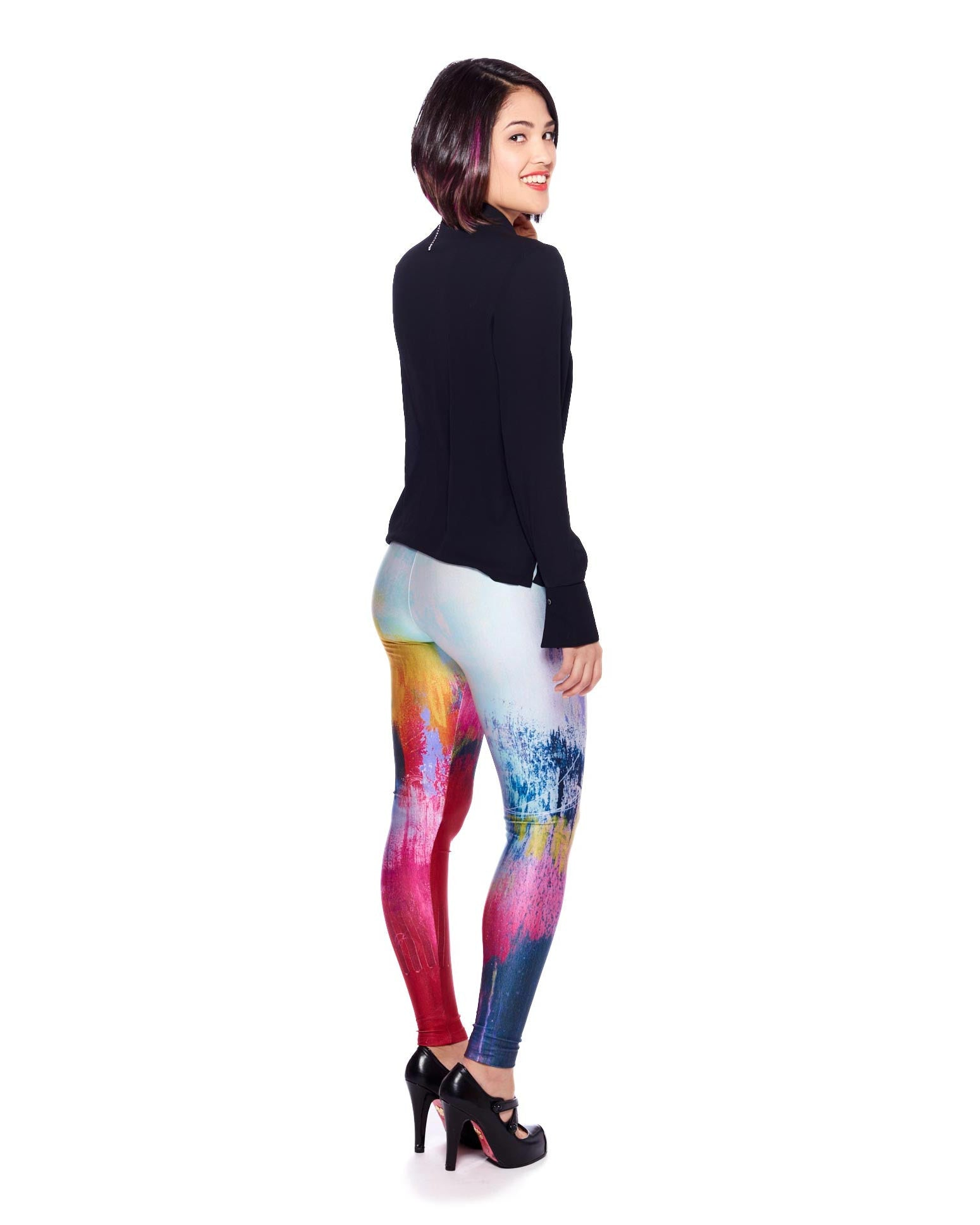 Tied Together With a Smile Leggings