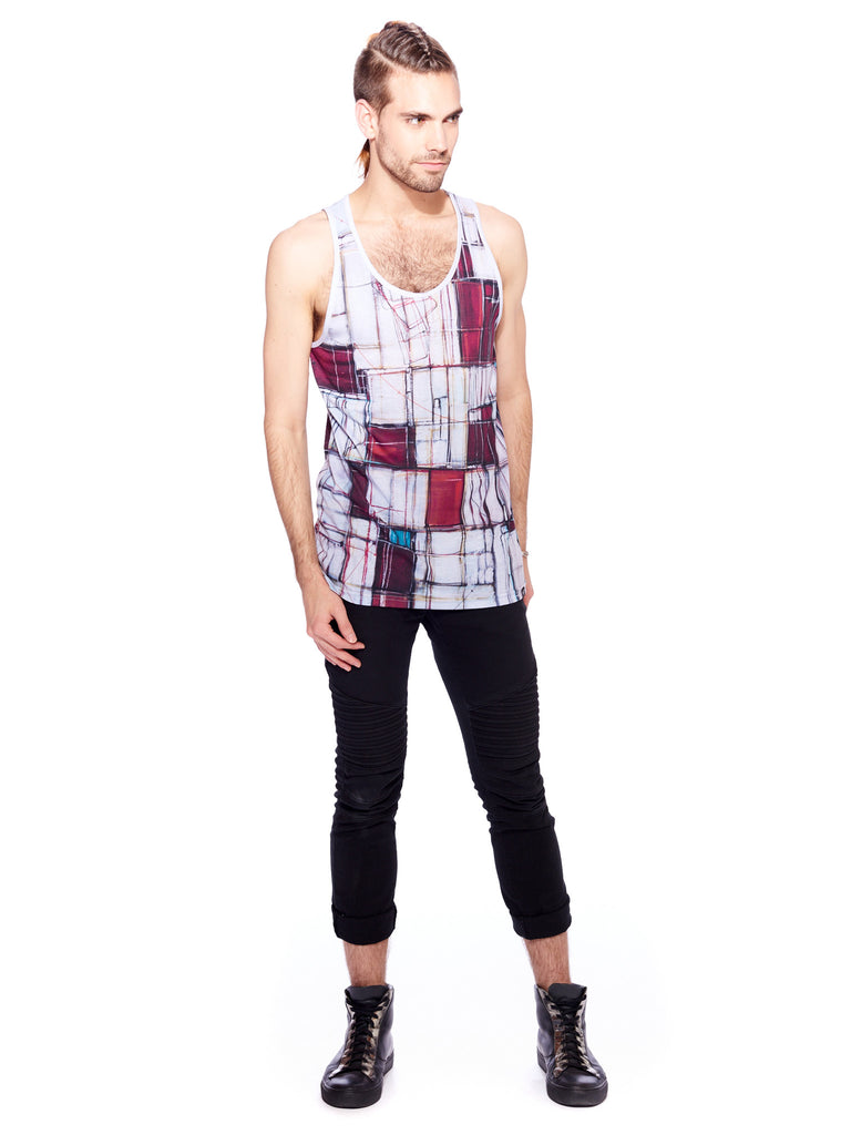 Midnight Waltz Men's Tank