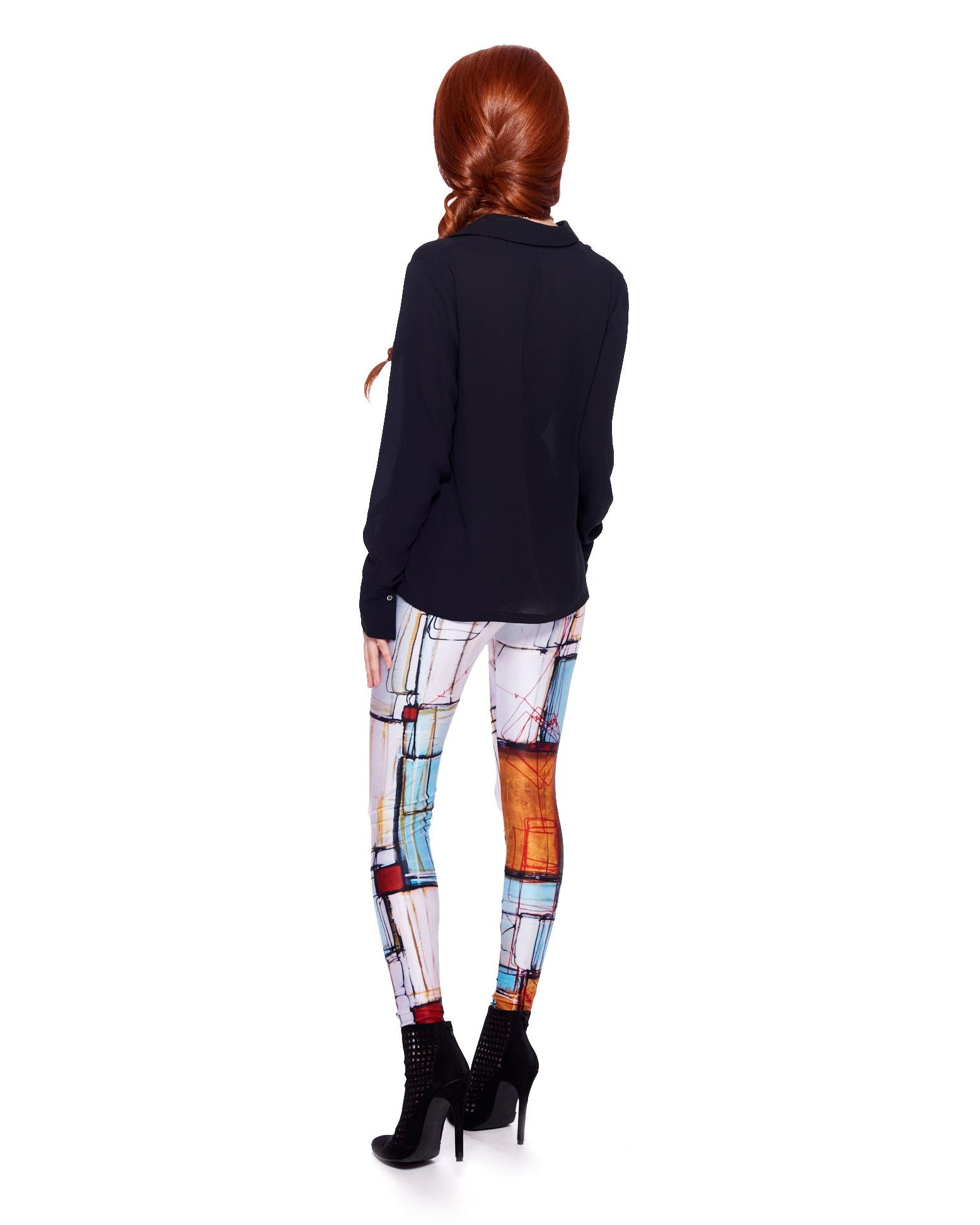 Shall We Dance Leggings
