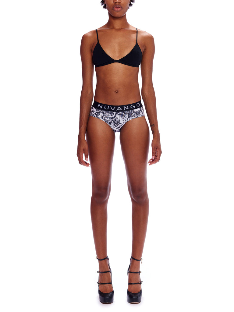 A Curious Embrace Women's Briefs