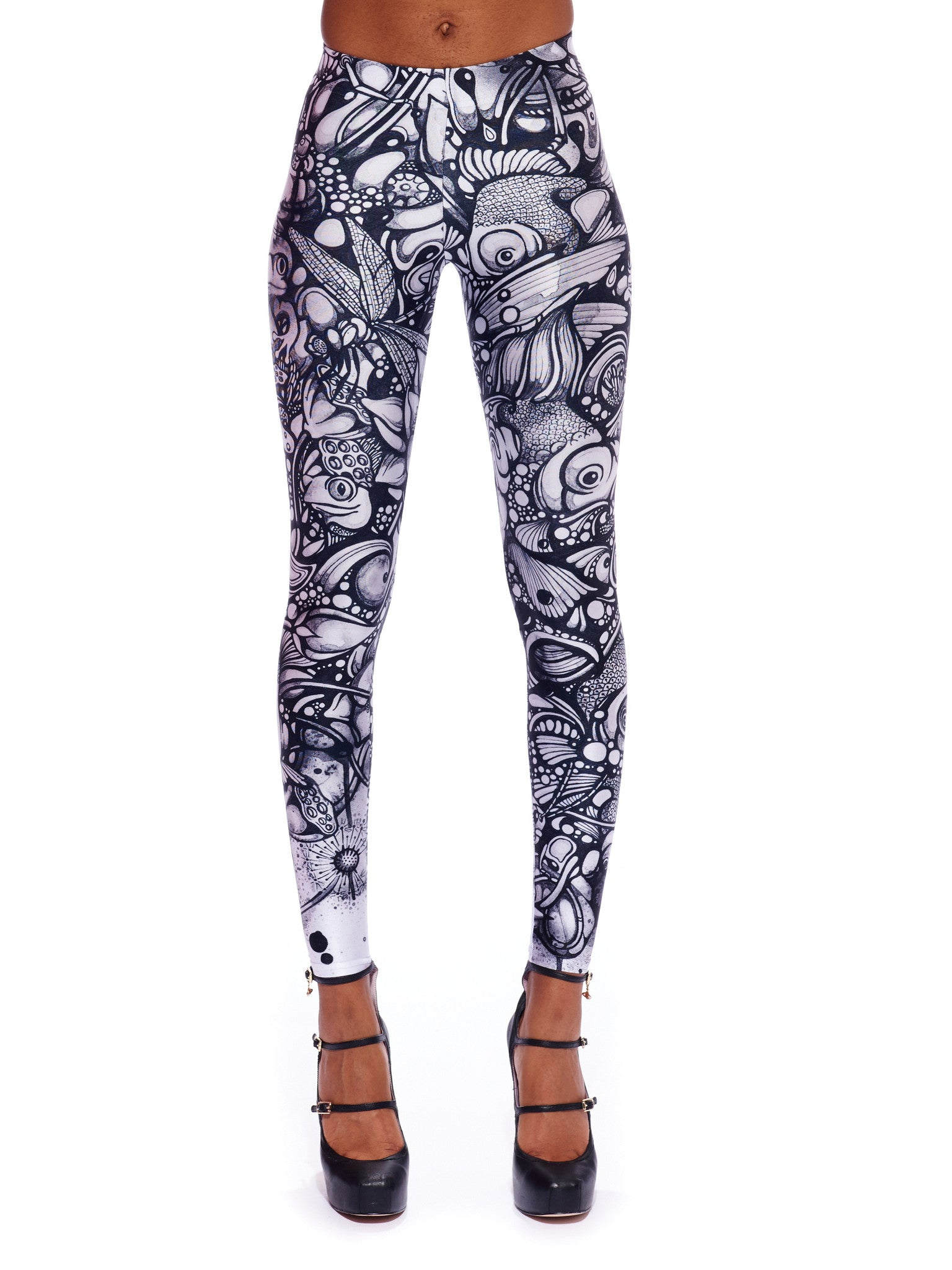 Ink Pond Queen West Leggings