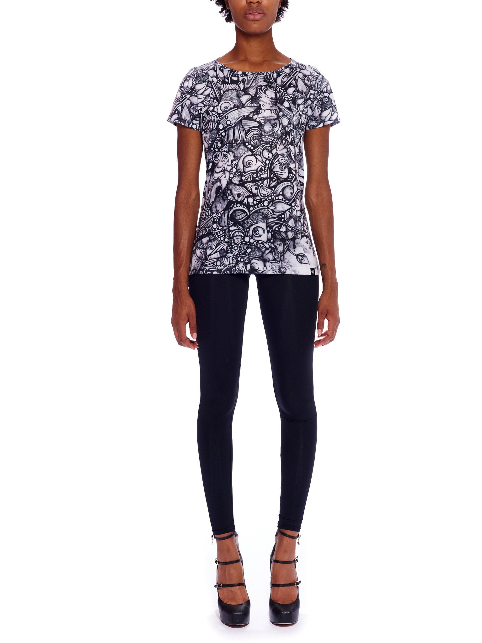 Ink Pond Women's Classic Tee