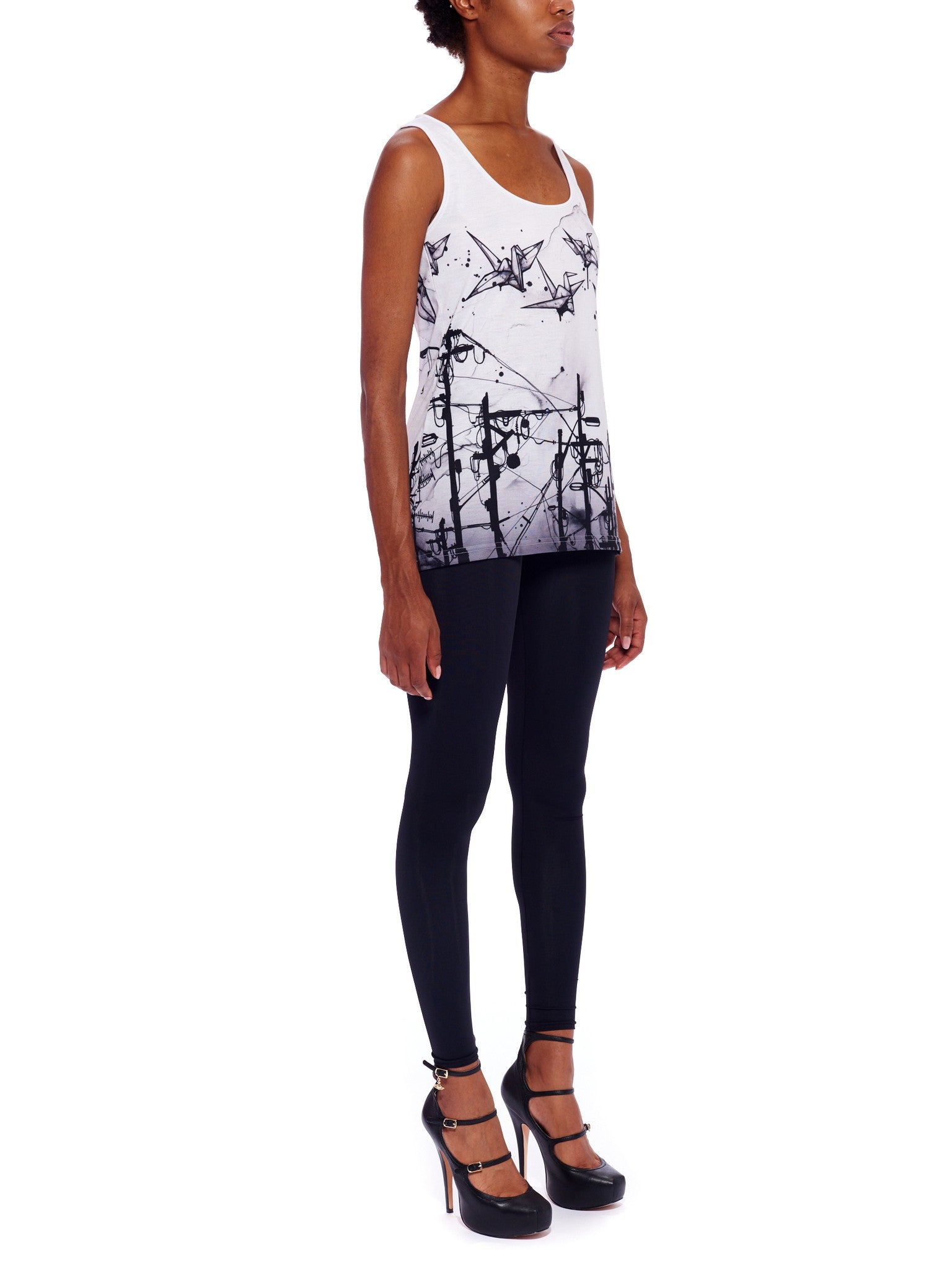 Cable Cranes Women's Classic Tank