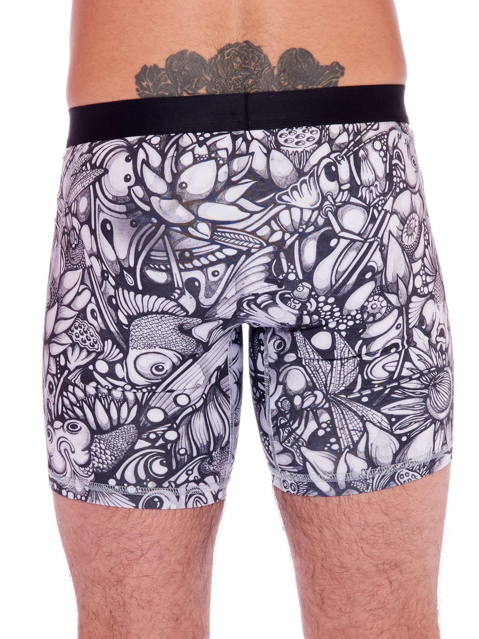 Ink Pond Boxer Briefs