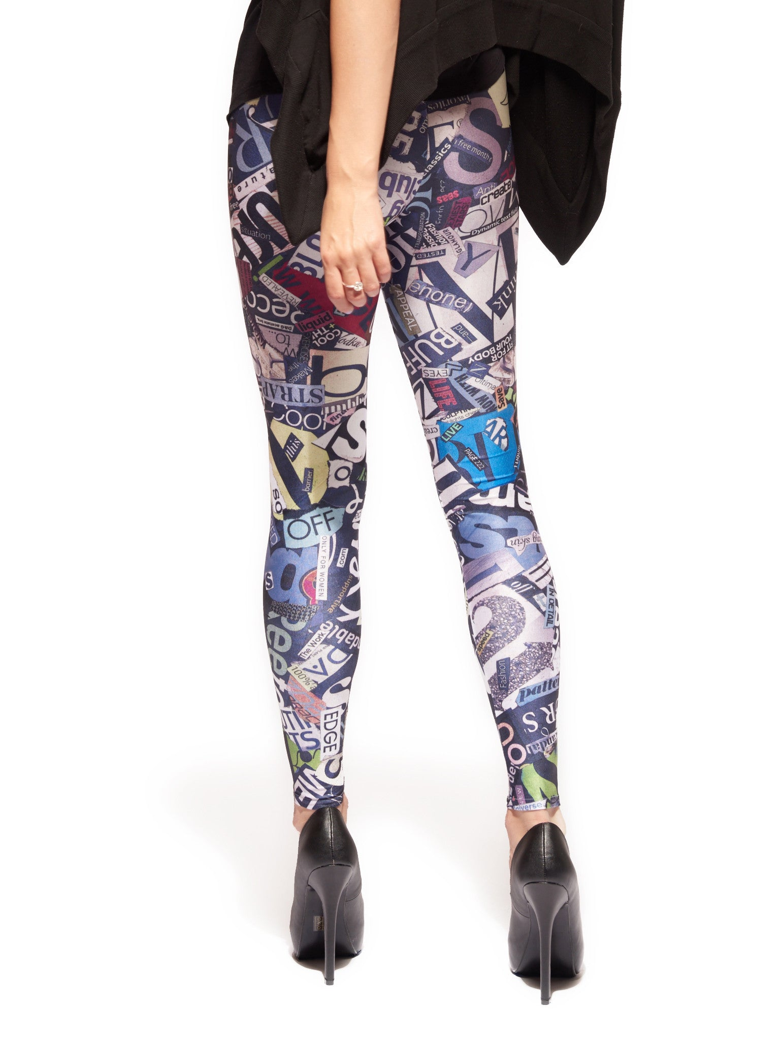 Love Letters Queen West Leggings - Nuvango  - 3