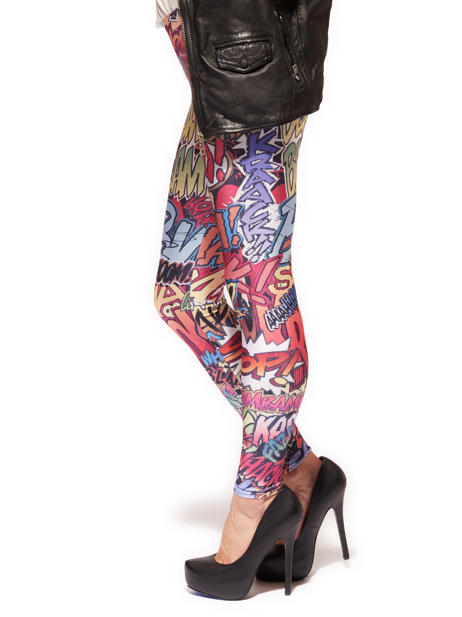 Action Packed Queen West Leggings - Nuvango  - 4