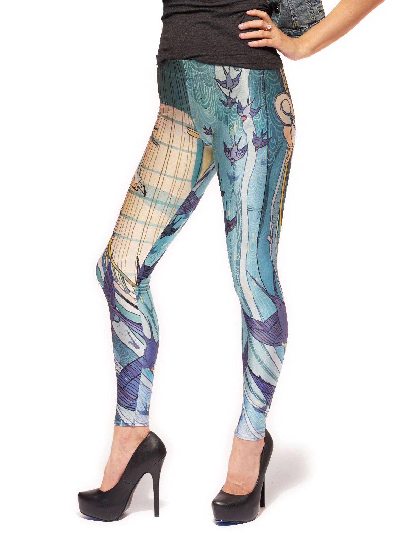 Cassarole Queen West Leggings - Nuvango  - 4