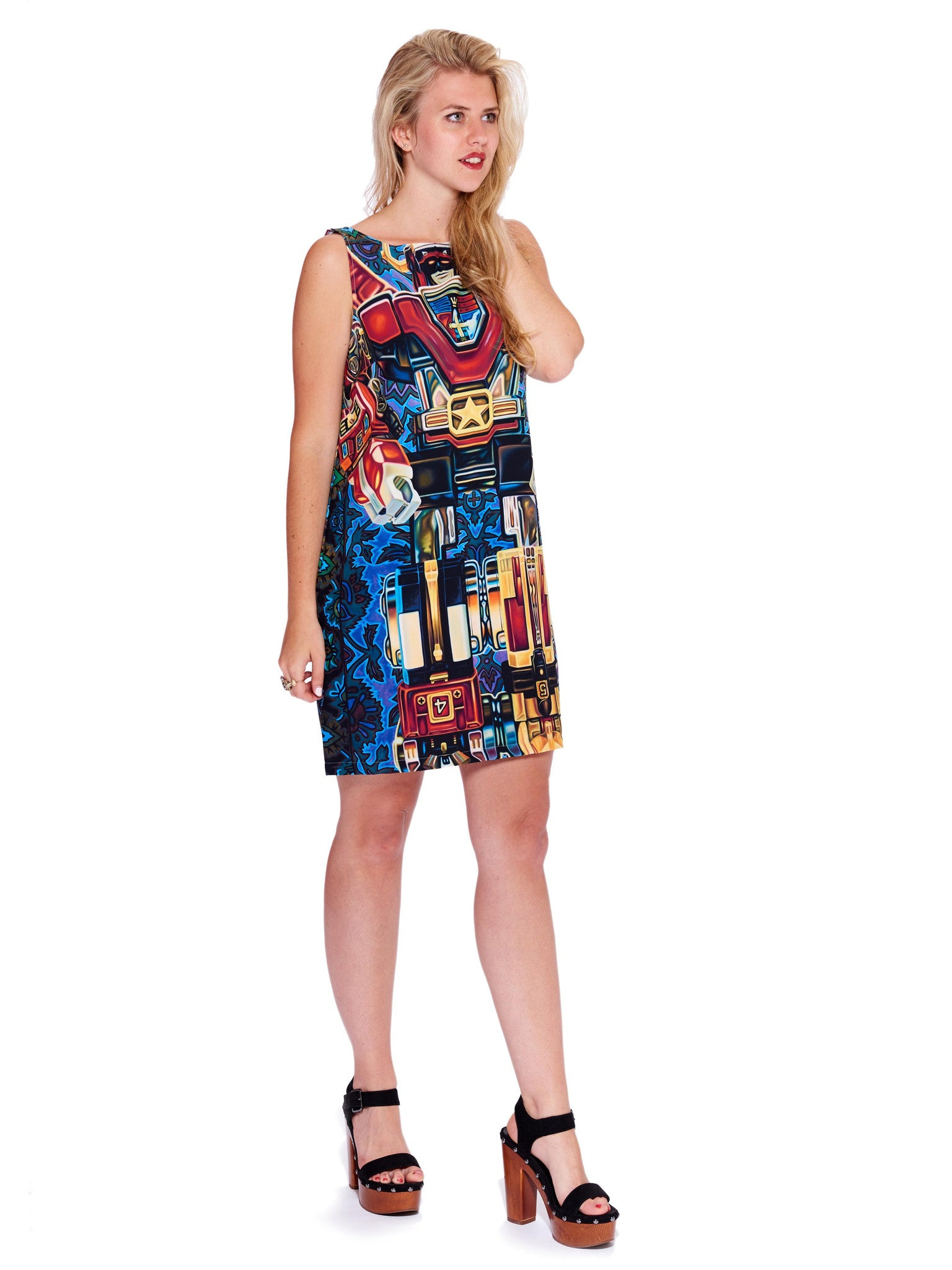 Voltron: Defensor Mundi Shift Dress