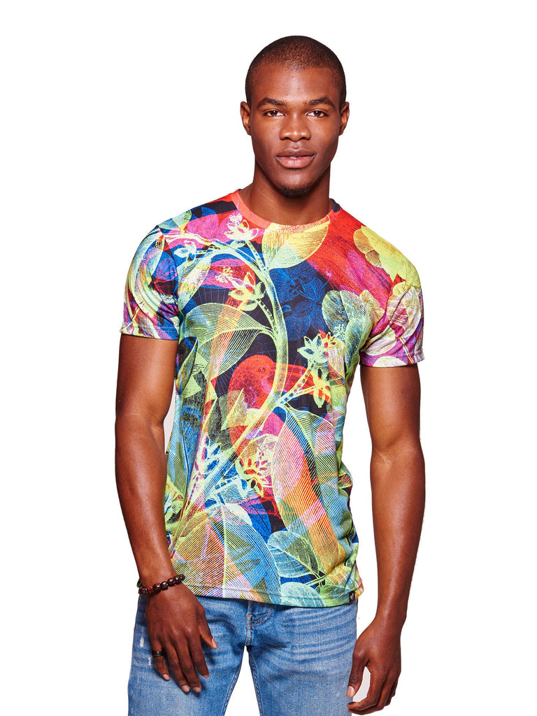 Selva Black Men's Classic T-Shirt - Nuvango  - 1