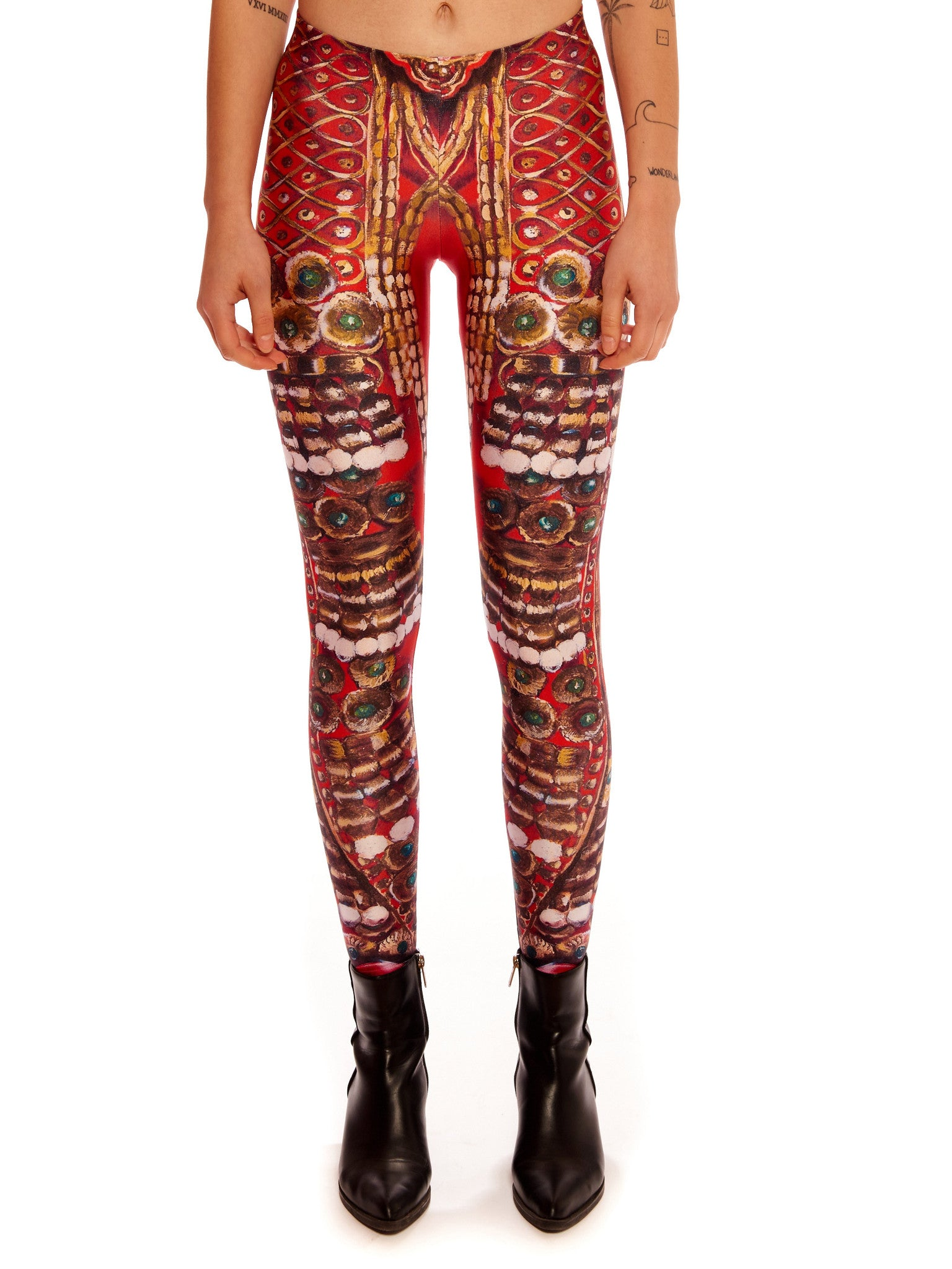 There Will Be Blood Queen West Leggings