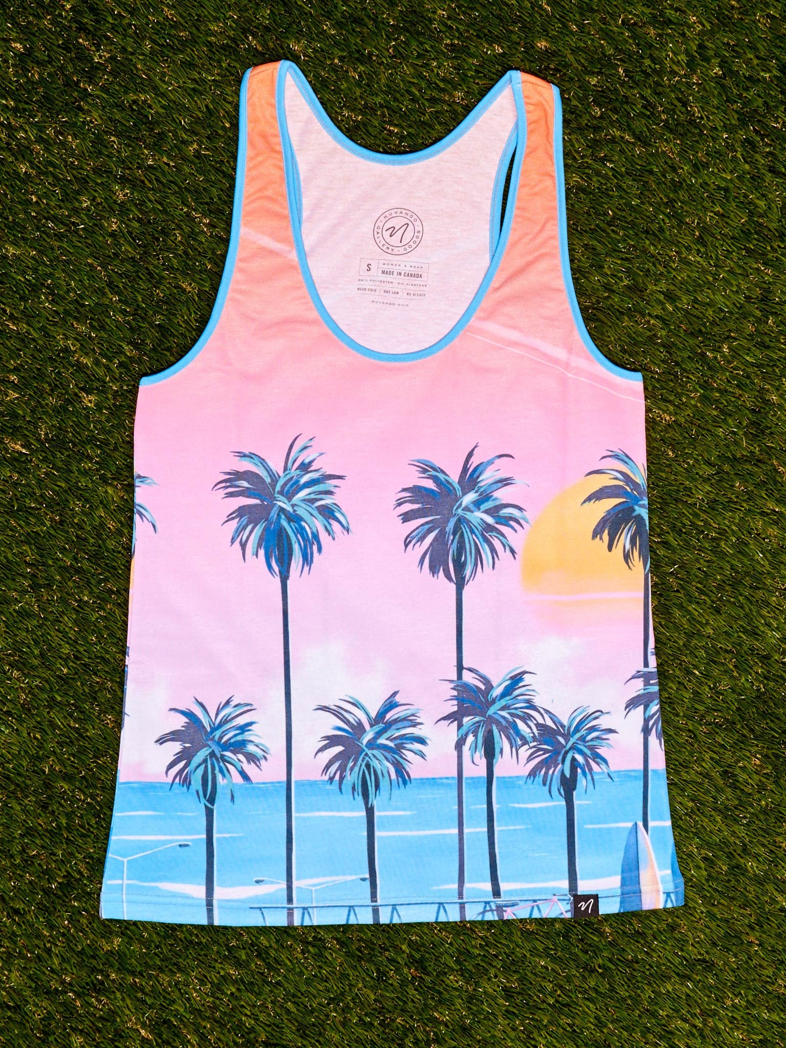 Sunset Lovers Women's Trinity Tank