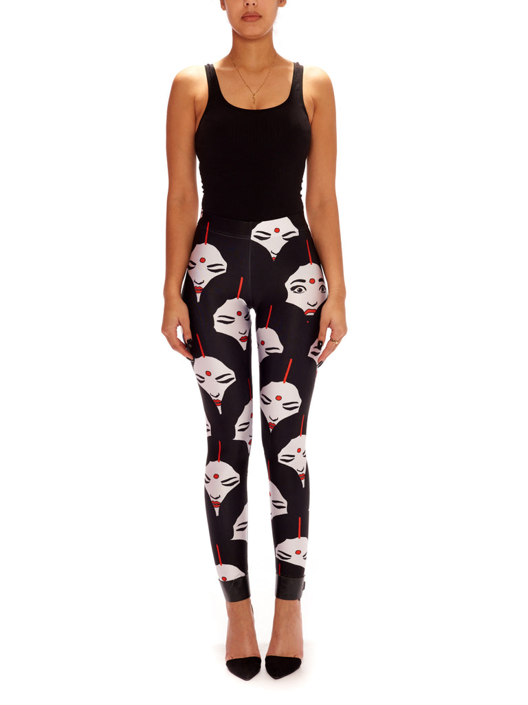 Get Me Out Queen West Leggings