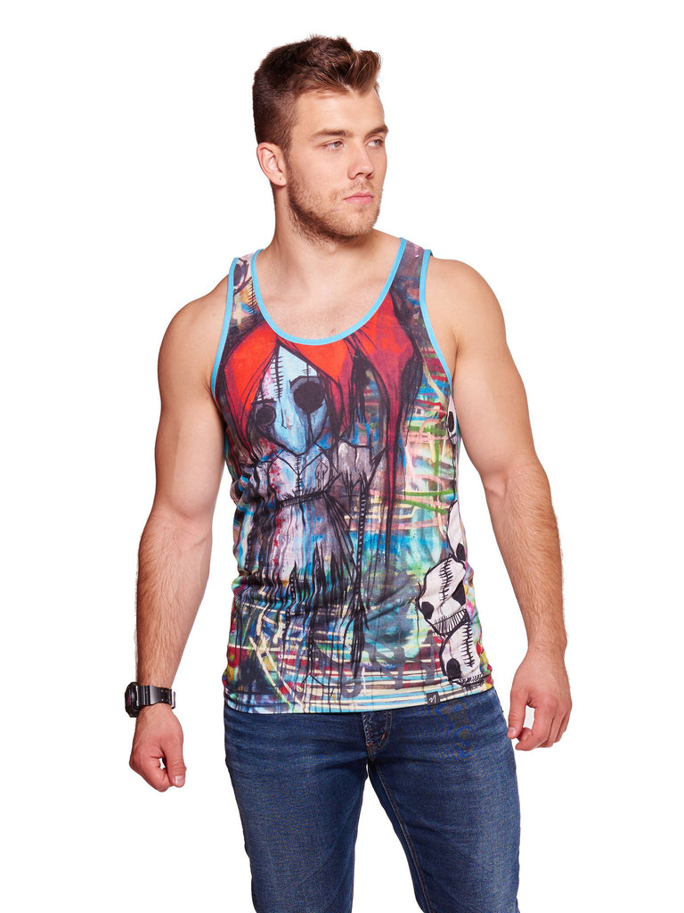 Penelope Men's Echo Beach Tank
