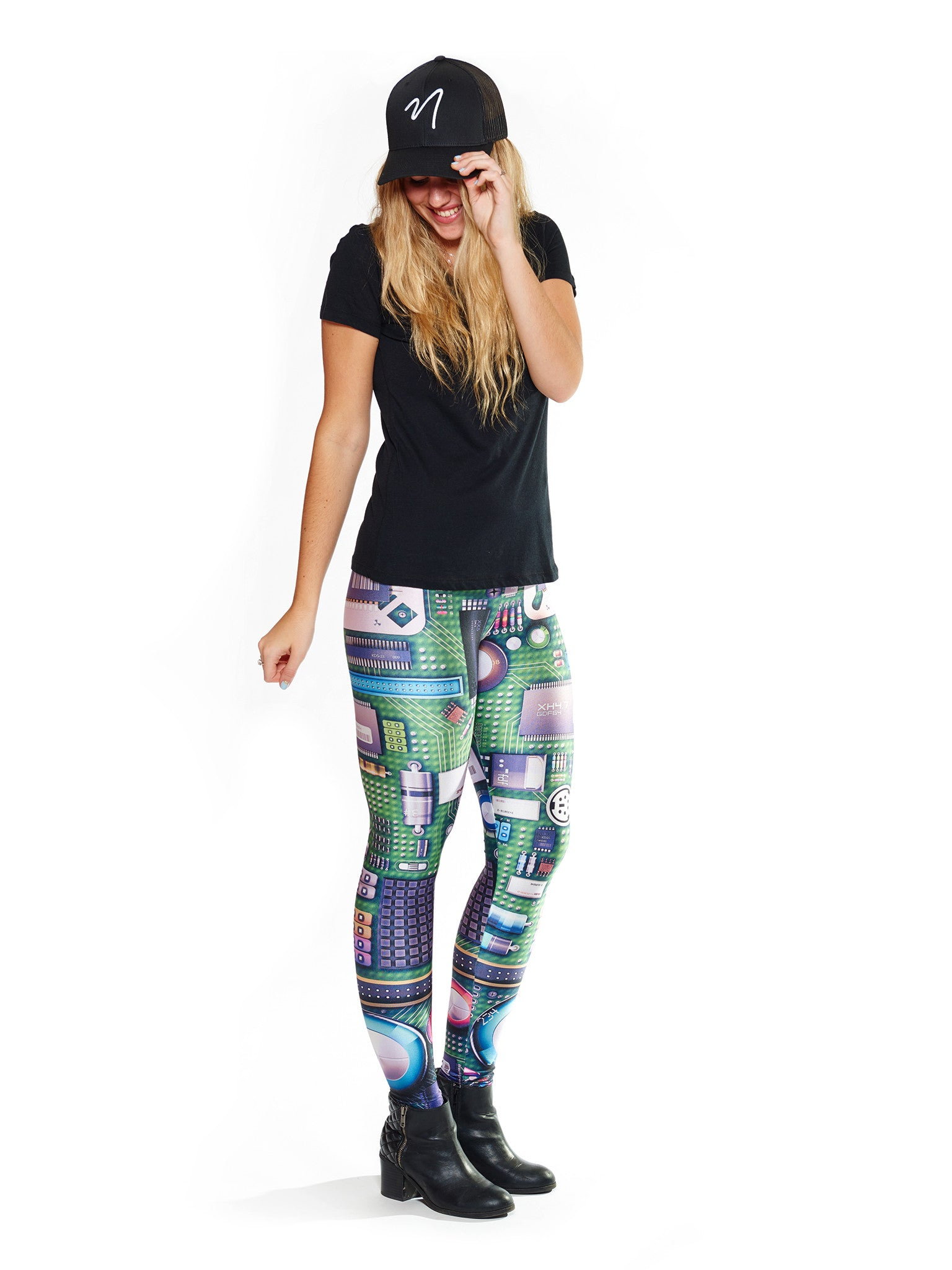 Motherboard Queen West Leggings - Nuvango  - 1