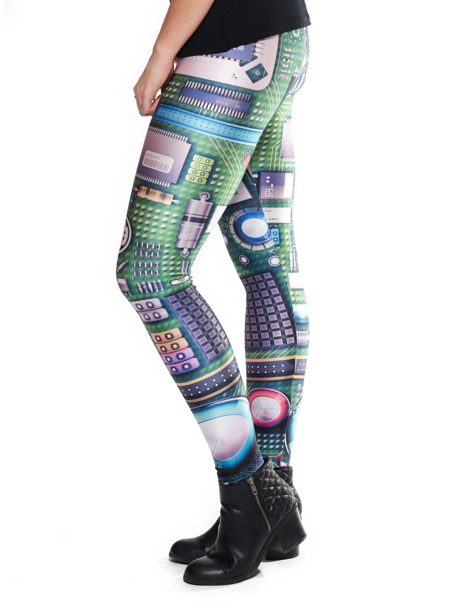 Motherboard Queen West Leggings - Nuvango  - 2