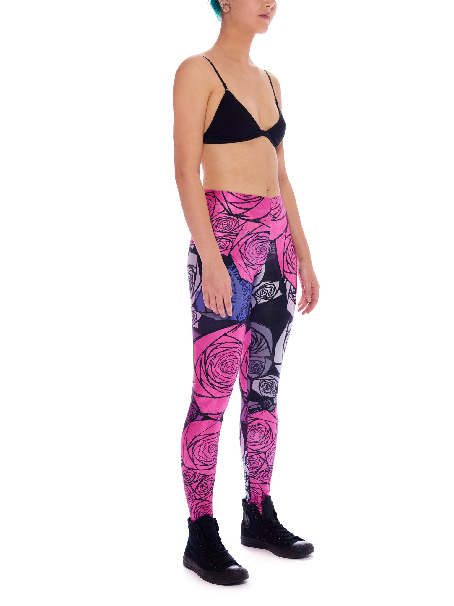 Roses Queen West Leggings