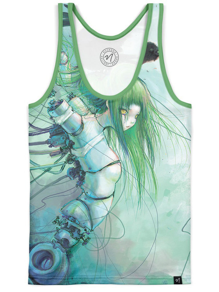Disassembled Tears Women's Trinity Tank - Nuvango