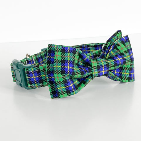 Collar & Bow tie Set