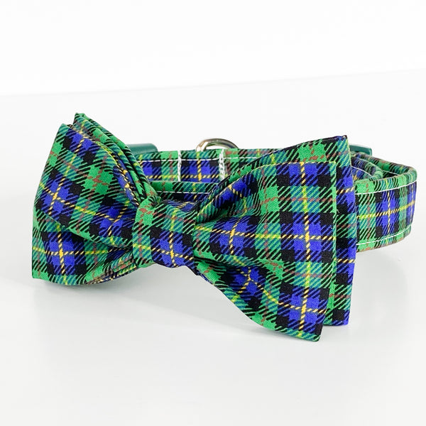 """The Leonard"" Collar & Bow tie Set"