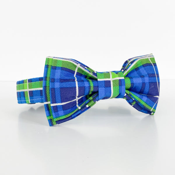 """The Luca"" Collar & Bow tie Set"