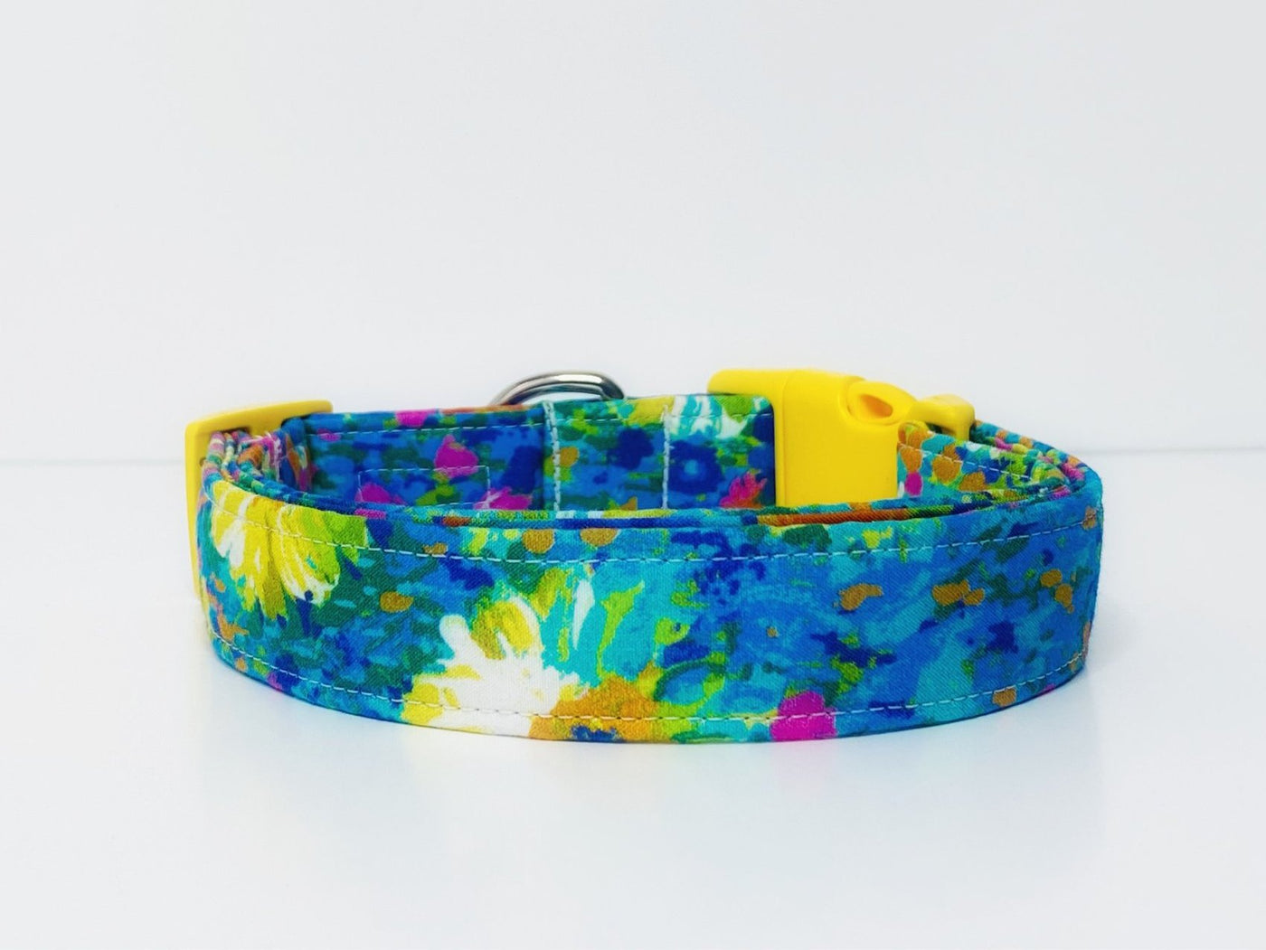 The Gogh Floral Dog Collar