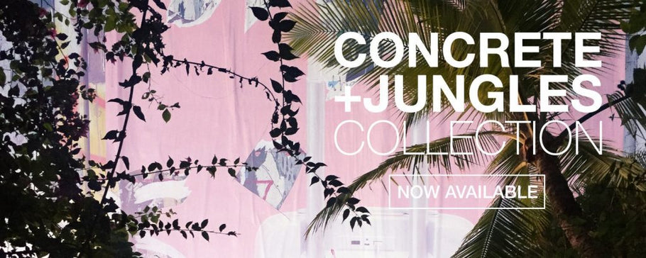 Graffinis Concrete & Jungles Collection