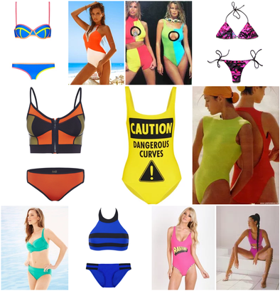 Swimsuits for Summer 2016