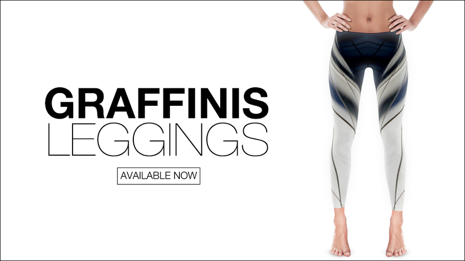 Graffinis Leggings are Here