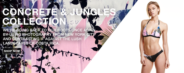Concrete Jungles Collection