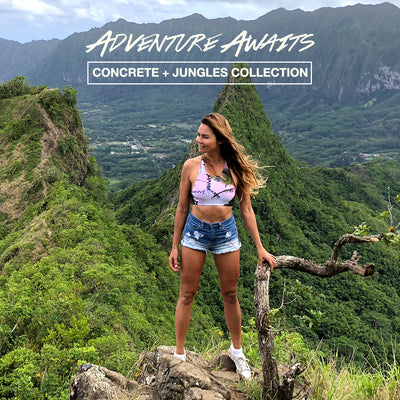 Graffinis Swimwear Concrete & Jungles Bikini Collection