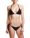 Concrete Jungles Triangle Top - Graffinis Swimwear