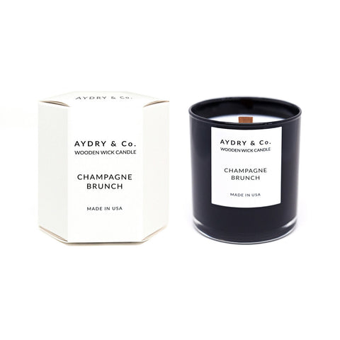 Aydry & Co. - Champagne Brunch Wick Candle