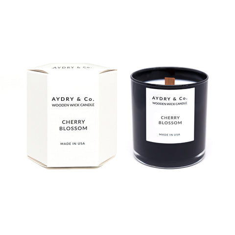 Aydry & Co. - Cherry Blossom Wick Candle