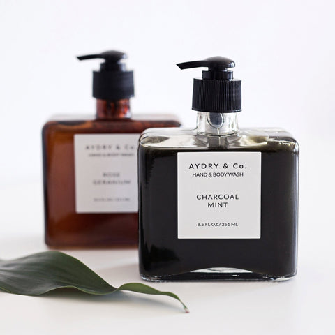 Aydry & Co. - Rose Geranium Hand & Body Wash