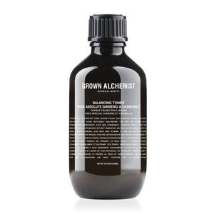 grown alchemist balancing toner - rose absolute, ginseng & chamomile 200ml - Fresh Laundry Co.