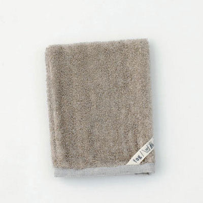 fog linen work linen massage bath mitten - Fresh Laundry Co.