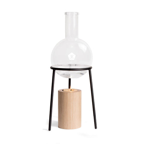 addition studios tripod oil burner