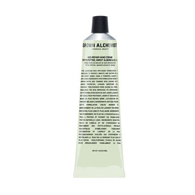 grown alchemist - age repair hand cream: phyto-peptide, sweet almond & sage 40ml - Fresh Laundry Co.