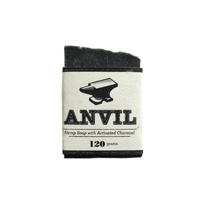 anvil charcoal bar soap - Fresh Laundry Co.