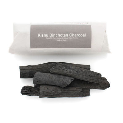 binchotan kishu charcoal - Fresh Laundry Co.