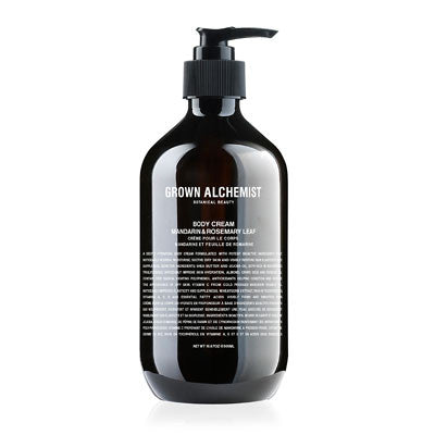 grown alchemist - body cream rosemary leaf & mandarin - Fresh Laundry Co.