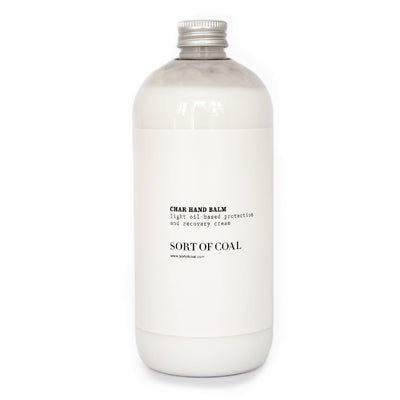 sort of coal char body lotion 500ml