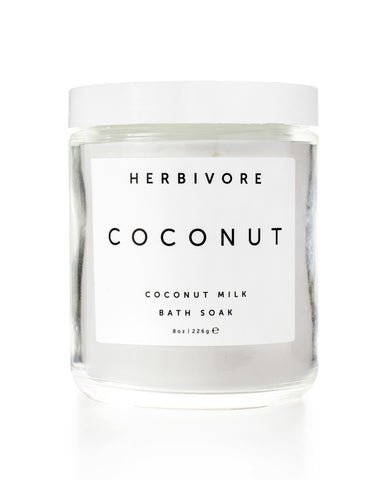 herbivore botanicals coconut milk bath soak - Fresh Laundry Co. - 1