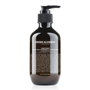 grown alchemist conditioner - damask rose, chamomile & lavender stem 500ml - Fresh Laundry Co.