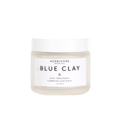 herbivore botanicals blue clay spot treatment mask - Fresh Laundry Co.