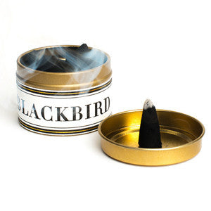 blackbird ballard incense cones - Fresh Laundry Co. - 1